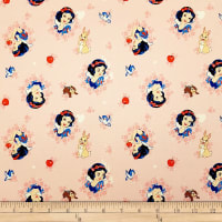Disney Forever Princess Snow White In Wreaths in Light Coral