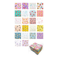 Disney Forever Princess  Fat Quarter Bundle 22  Pcs.