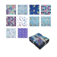 Disney Olaf's Frozen Adventure Fat Quarter Bundle