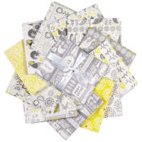 Camelot Village Life Fat Quarter Bundle