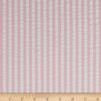 "1/4"" Stretch Seer Sucker Stripe Pink"