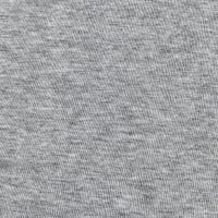 Telio Organic Melange Cotton Jersey Knit Grey
