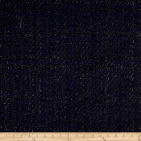 Telio Polyester Pigalle Tweed Navy