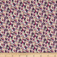 Liberty Fabrics Tana Lawn Bella Purple