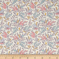 Liberty Fabrics Tana Lawn Hope Springs Lilac/Multi