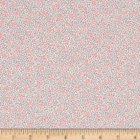 Liberty Fabrics Tana Lawn Speckled Rose Lilac