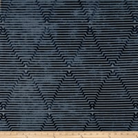 P/Kaufmann Outline Chenille Midnight