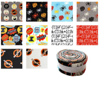 "The Big Bang Theory 2 1/2"" Strips 40 Pcs Multi"