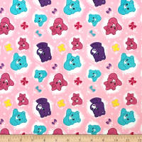 Care Bears Sparkle & Shine Arrows in Pink