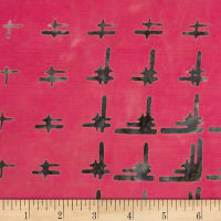 Northcott Banyan Batiks Tie One On Fuchsia