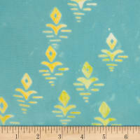 Northcott Banyan Batiks Tie One On Teal