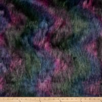 Shannon Faux Fur Multi Luxury Shag Galaxy