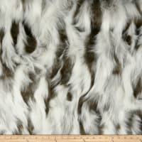 Shannon Lux Fur Nordic Fox Ivory/Brown