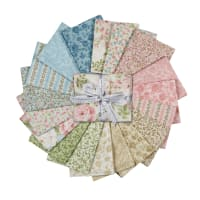 Kaufman Eaton Place Fat Quarter Bundles 15 Pcs Multi