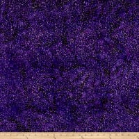 Island Batik Dragonfly Dreams Mini Dot Purple