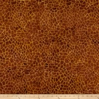 Island Batik Safari Giraffe Brownie