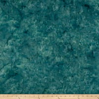 Island Batik Victoria and Albert Fountain Teal