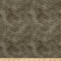 Stof Fabrics Denmark Gradiente Basic Square Geo Brown