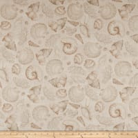 Susan Wnget Coastal Living Shells Basketweave Beige
