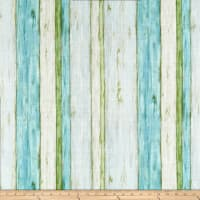Susan Winget Coastal Living Driftwood Stripe Basketweave Multi