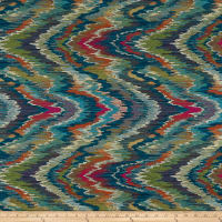 Artistry Flame Fortune Jacquard Tourmaline