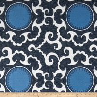 AMERICAN MADE Artistry Tribal Southwest Donoma Jacquard Sapphire