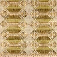 AMERICAN MADE Artistry Tribal Southwest Adoette Chenille Jacquard Peridot