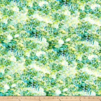 Fabric Editions Mystic Ocean Bubbles Green