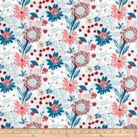 Fabric Editions Farmhouse Floral