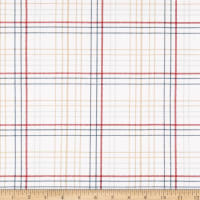Fabric Editions Farmhouse Plaid
