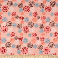 Fabric Editions Siena Clay Medallions