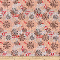 Fabric Editions Siena Terracotta Tile