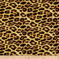 Hoffman Digital Wild Kingdom Leopard Skin Allover Leopard