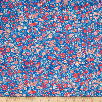 Lecien Memoire A Paris 2018 Lawn Berries Multi