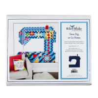 Riley Blake Sew Big or Go Home Quilt Kit Multi
