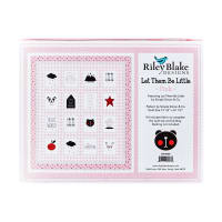 "Riley Blake Let Them Be Little 73.5"" x 81.5"" Quilt Kit Pink"
