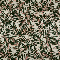 Kokka Resort Leaf Tropical Leaves Canvas Natural
