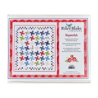 "Penny Rose Harry and Alice Hopscotch 64"" x 72"" Quilt Kit"