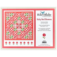 Riley Blake Ruby Star Quilt Kit