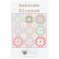 Penny Rose Awesome Blossom Quilt Kit