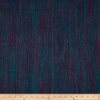 Ombre Ridge Vertical Ikat Fuchsia/Green