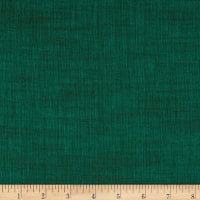Ace of Slubs Quilting Solid Teal/Brown