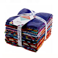 MYSTERY Kaffe Fassett Fat Quarter 20 Pcs. Multi