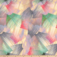 "Plume 108"" Digital Feather Texture Pastel"