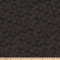 P&B Textiles Bear Essential 4 Circles Black
