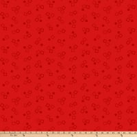 P&B Textiles Bear Essential 4 Double Boxes Red