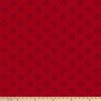 P&B Textiles Bear Essential 4 New Geo Red
