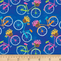 Home Sweet Bicycles Blue