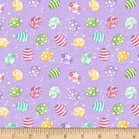 Hoppy Easter Mini Tossed Easter Eggs Lilac