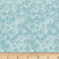 Blank Quilting Tessellations Dot Texture Light Blue